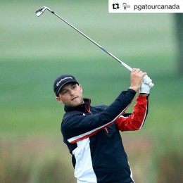 #Repost @pgatourcanada・・・1️⃣0️⃣under… @jhackgolf ties the Uplands Golf Club course record with a 61 at the #BPCOpen!